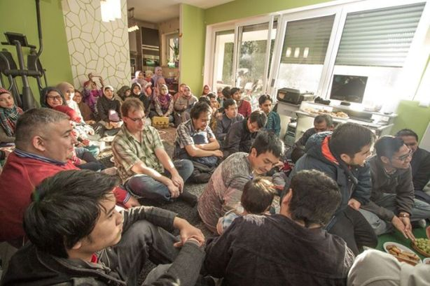 Antusias Masyarakat Muslim Indonesia di Ruhr Gebiet